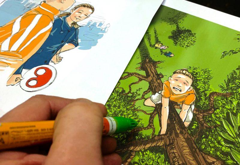 KC-02-Comic-book-Tiemen-en-Loek-feb-21