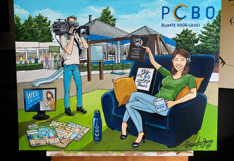 Karikatuur-cadeau-PCBO
